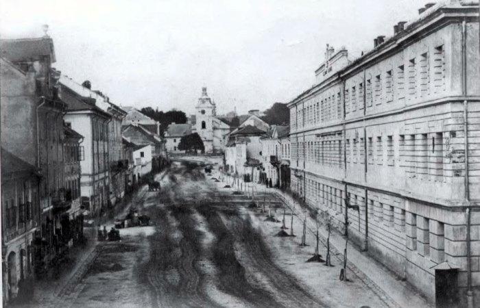 Вулиця Святої Анни. Фото Юзефа Едера