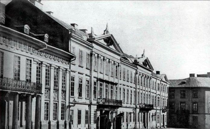 Палац губернатора. Фото Юзефа Едера