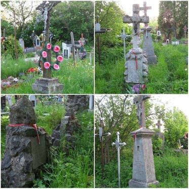 Старий цвинтар села Голоско на Варщавській