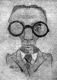 «Знимка» ЕКО. Рис. Л. Сенишина (Комар. ¬– 1938. – Ч. 31)