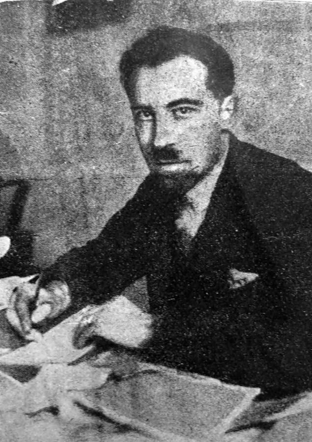 Михайло Рудницький (Назустріч. – 1934. – Ч. 1)