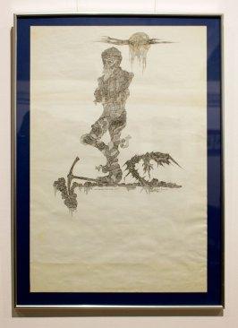 Експозиція виставки «Патріарх Йосиф Сліпий на перших шпальтах»