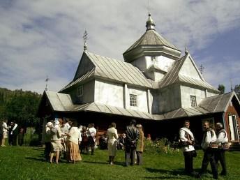 Церква Різдва Пресвятої Богородиці у с.Криворівня