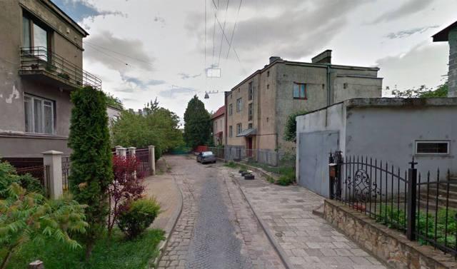 Сучасний вигляд вулиці Ірини Вільде