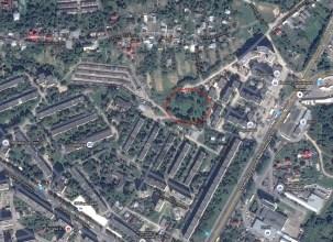 Розташування цвинтаря на Збоїщах