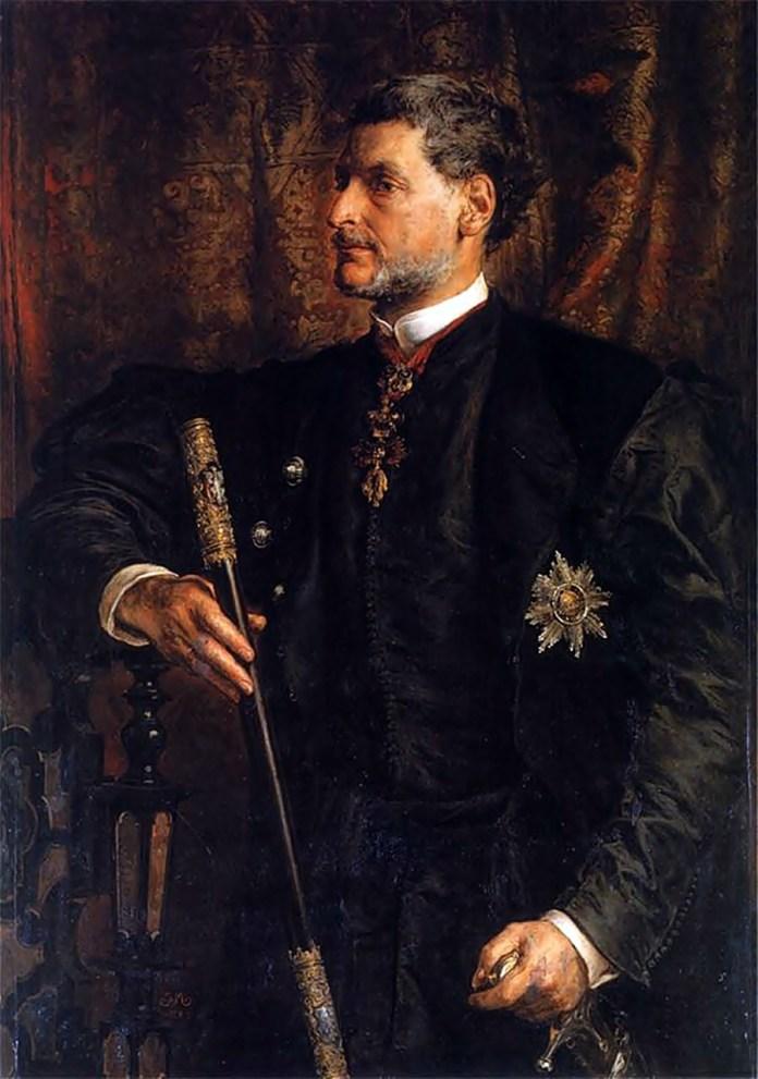 Граф Альфред II Юзеф Потоцький (1817 – 1889) – польський і австрійський політичний діяч, маршалок Галицького сейму, намісник Королівства Галичини та Лодомерії