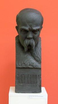 Володимир Побулавець погруддя Тараса Шевченка (заповідник), 1928 р.