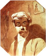 "Тарас Шевченко ""Автопортрет"" 1848-1849 рр."
