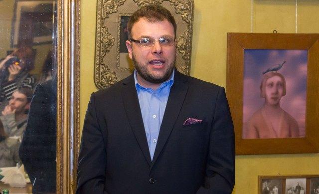 Мистецтвознавець Тарас Стефанишин