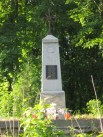 Могила отців-редемптористів на старому полькому кладовищі на Топольній