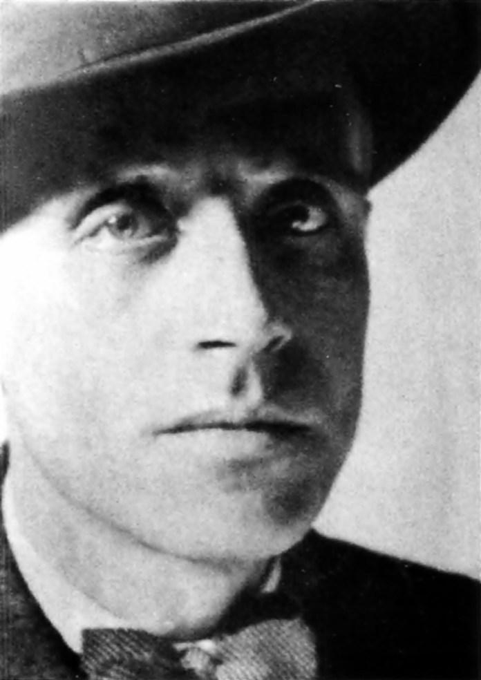 Роман Турин у молоді роки (з архіву Галини Гронської)