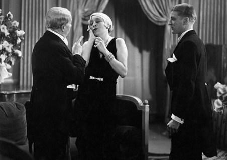 Кадр із фільму «La Femme en homme» (1931) (зі сайту http://www.allposters.com)