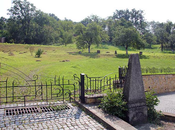 Колишній монастирський цвинтар, де поховано о. М. Гриневецького. Сучасний вигляд - http://risu.org.ua/ua/relig_tourism/religious_region/45512/