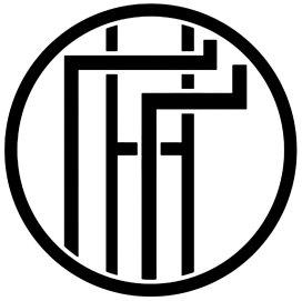 Емблема футбольної команди «Гонг», кін. 1930-х рр. Виконав Леонід Боровик