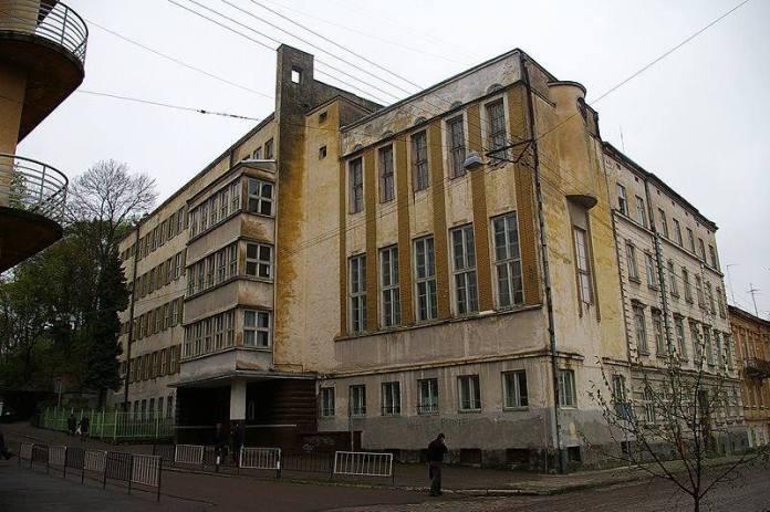 28 школа. Сучасний вигляд
