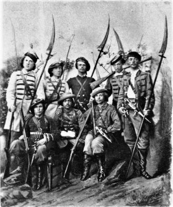 Повстанці 1863 року