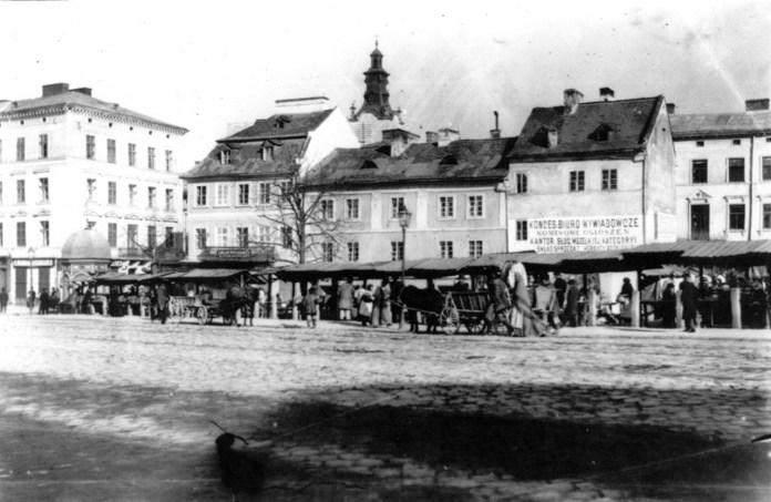 Галицький ринок у 70-их роках ХІХ століття