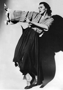 Рома Прийма у модерному танці (зі сайту http://www.syzokryli.com)