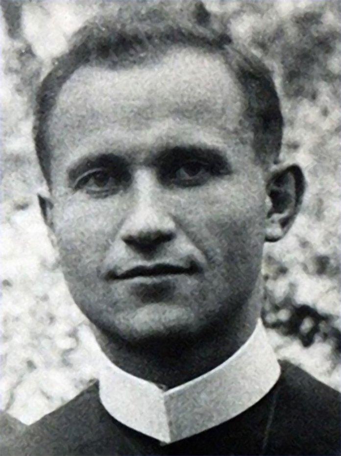 Отець Богдан Курилас, редемпторист