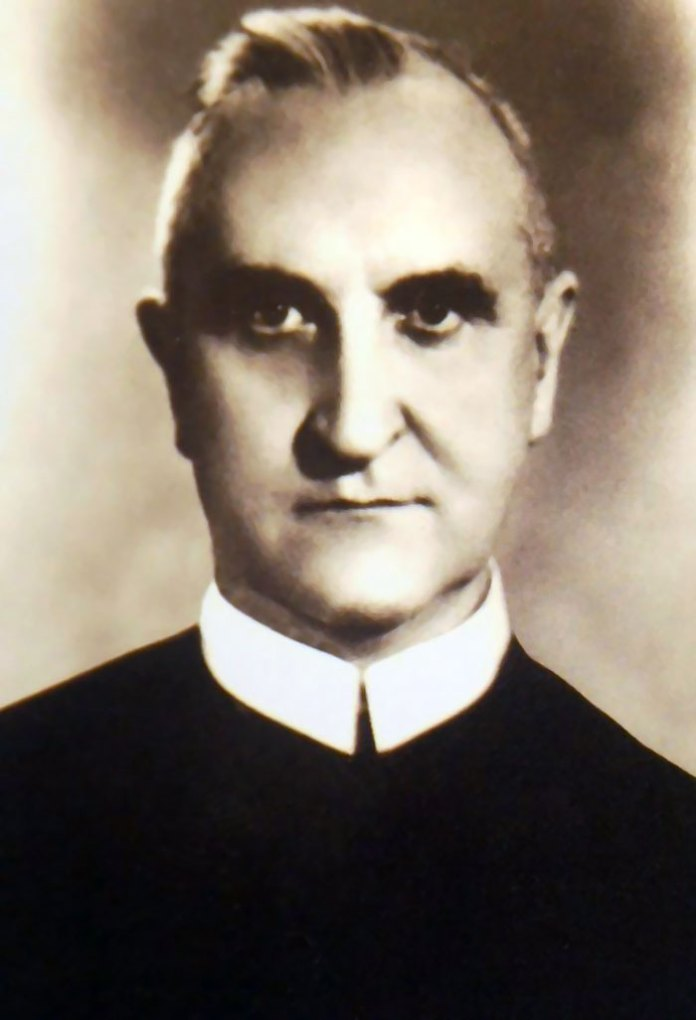 Отець Роман Бахталовський – викладач у ювенаті та семінарії