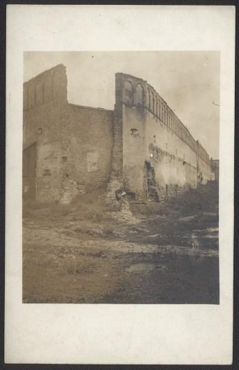 Старосільський замок. Фото 1910 року