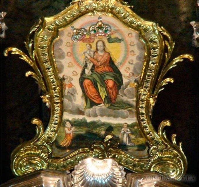Львівська ікона Божої Матері Благодатної