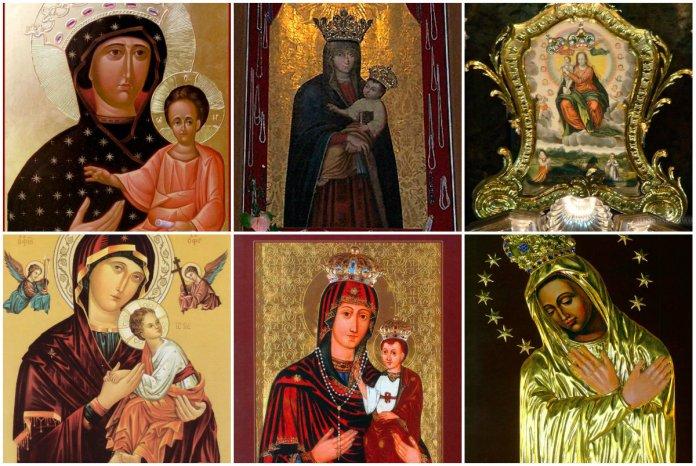 7 коронованих образів Богородиці, або львівські чудотворні ікони