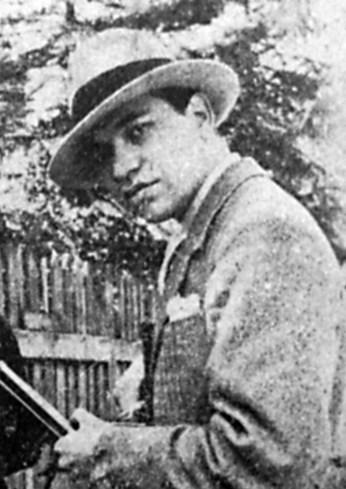 Данило Фіґоль, поч. 1930-х рр. (Назустріч. – 1934. – Ч. 8)
