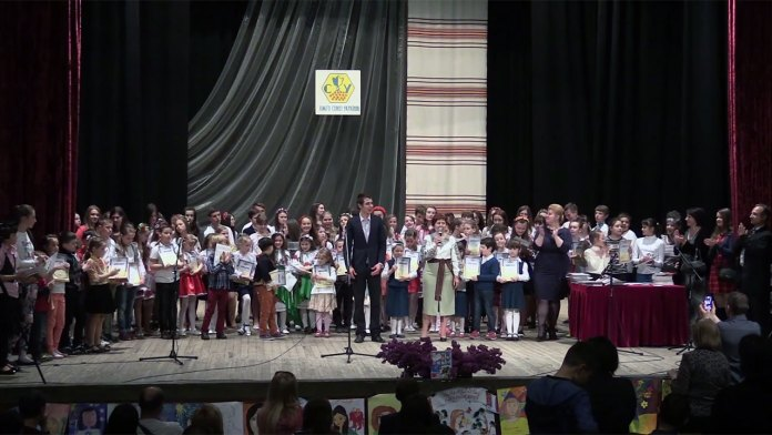 Гала-концерт та нагородження фестивалю-конкурсу «І слово, і пісня, матусю, тобі» відбувся у Львові