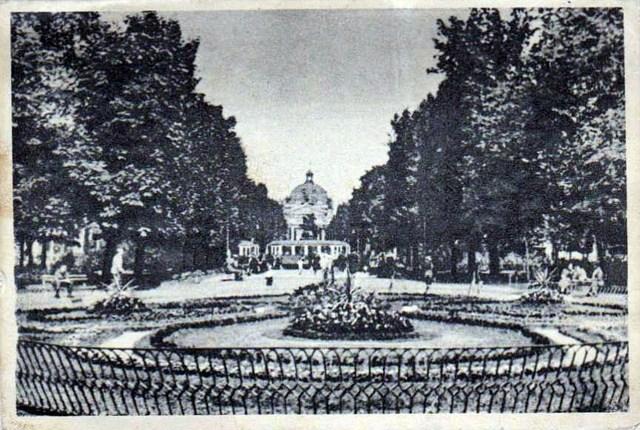 Проспект Свободи, 1942 р.