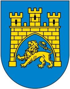 Сучасний герб, затверджений з 1990 року (джерело фото https://uk.wikipedia.org/)