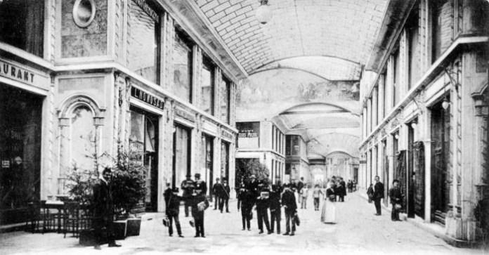 Пасаж Міколяша у 1901-1914 роках