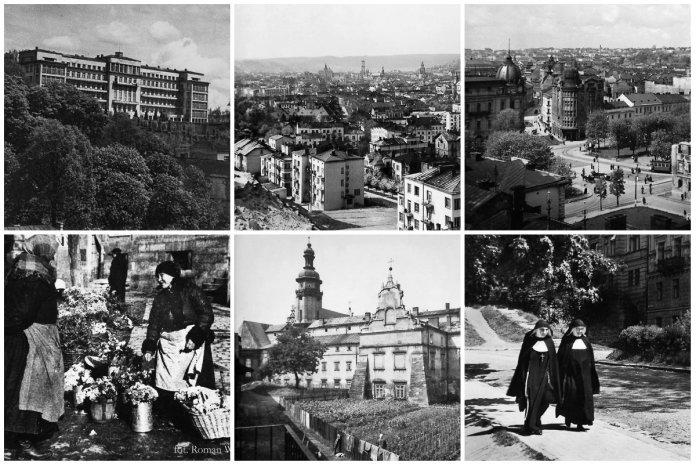 Роман Весоловський – адвокат, якому судилось зробити унікальні фото Львова