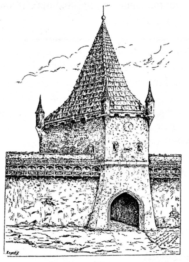 Реконструкція Галицької брами. Фото з http://photo-lviv.in.ua