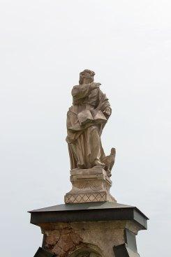 Скульптура Св. Івана, 2016 р.