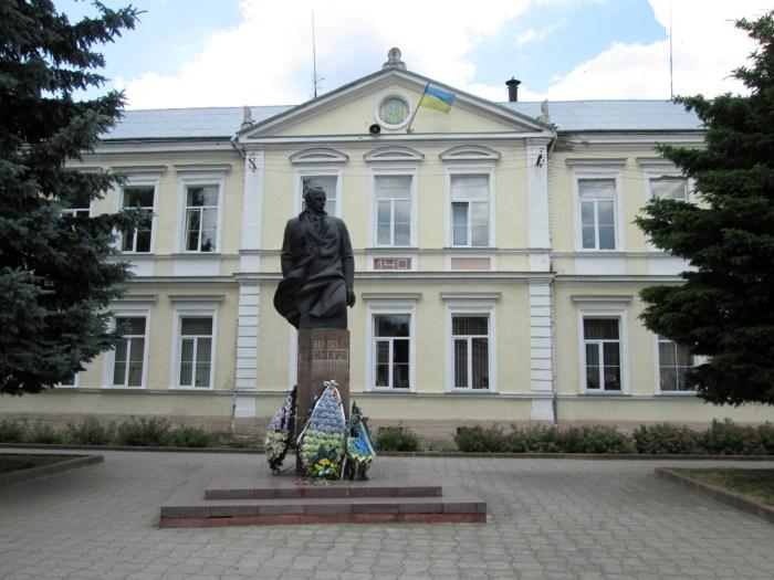Гімназія в Стрию, де навчалася Марта Чорна. Фото: Патер Анастасії
