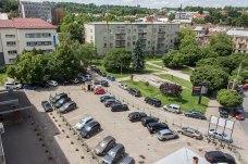 Площа Петрушевича, 2016 рік
