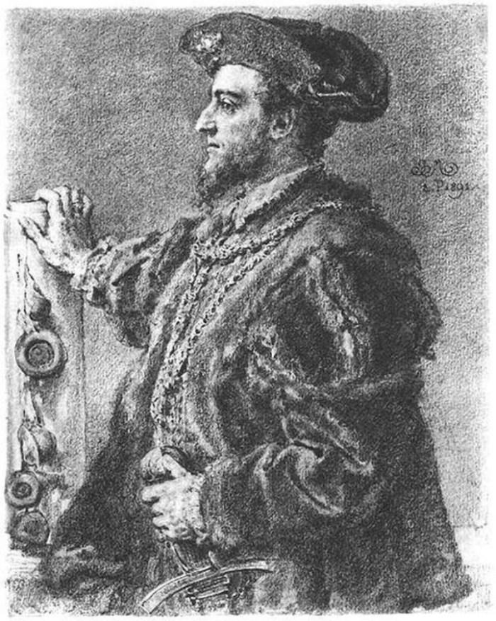 Король Речі Посполитої Сигізмунд ІІ Август. Фото з www.epodreczniki.pl