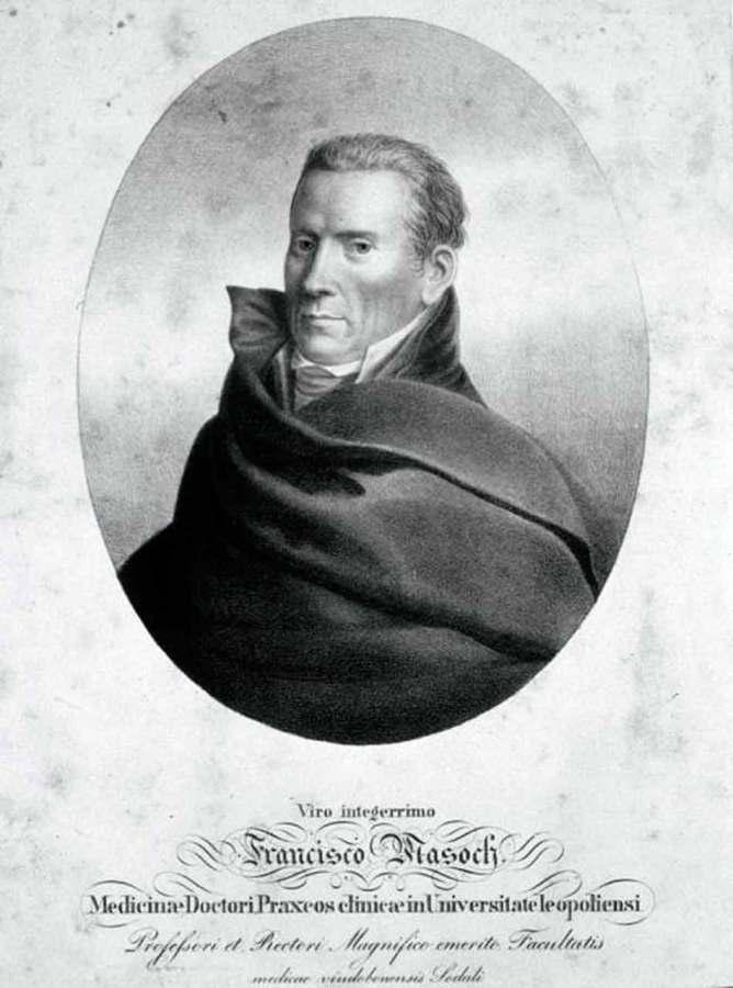 Портрет Франца Мазоха. Автор невідомий