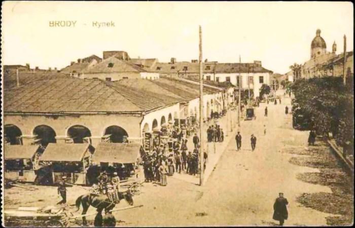 Міський ринок, 1904 рік