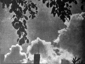 Фото 2 Роман Мирович. Хмара, сер. 1930-х рр. (Світло й Тінь. – 1936. – Ч. 12)