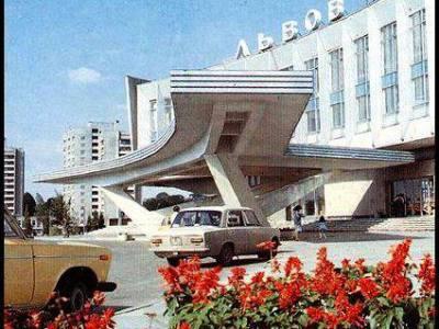 Будівля Автобусного вокзалу Львова