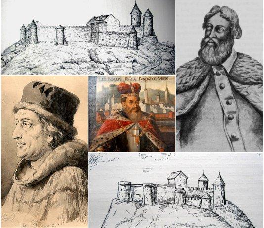 Походження та історія Високого Замку