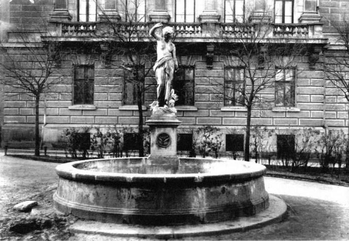 """Фонтан """"Світезянка"""", 1910-1939 р."""