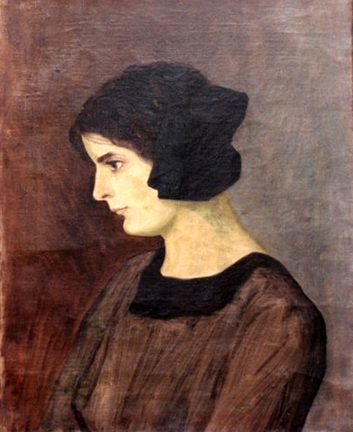 Юліан Буцманюк. Жіночий портрет