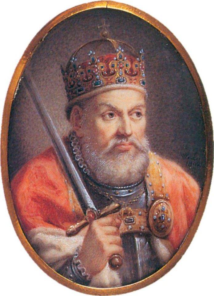 Сигизмунд І (1січня 1467 – 1 квітня 1548) – король польський і Великий князь Литовський, пан і дідич Русі з династії Ягеллонів.