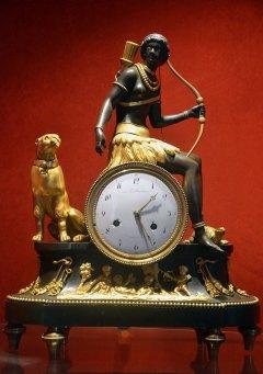Експозиція годинників XV-XX століття з колекції Музею етнографії та художнього промислу НАН України