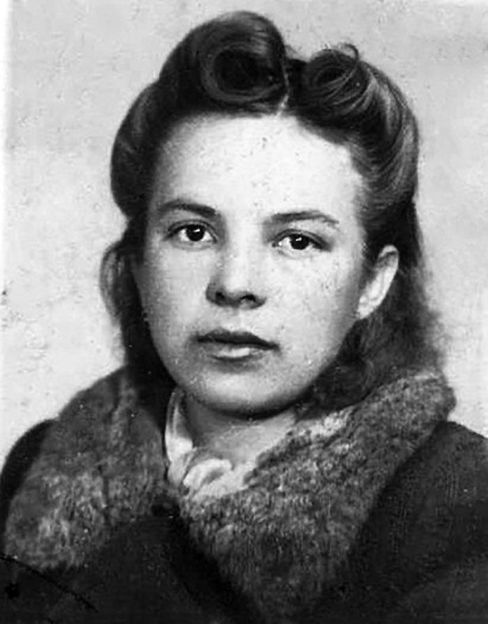Марія Сумик ( з дому Міклюш)