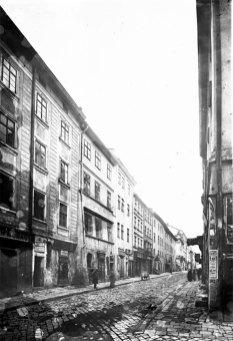 Вулиця Івана Федорова, фото 1930-х років