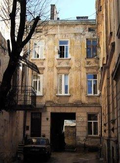 Будинок на вул. Вузькій, 8